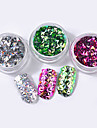 6pcs Sequins Classic Shiny Christmas High Quality Daily