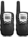 T-388 Walkie Talkie Handheld Anolog VOX CTCSS/CDCSS 3KM-5KM 3KM-5KM 22CH 0.5W Walkie Talkie Two Way Radio