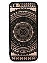 Case For Apple iPhone 7 Plus iPhone 7 Shockproof Pattern Back Cover Mandala Hard PC for iPhone 7 Plus iPhone 7 iPhone 6s Plus iPhone 6s