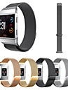 Watch Band for Fitbit ionic Fitbit Milanese Loop Metal Wrist Strap
