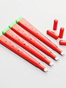 gel Στυλό Στυλό Στιλό Ζελέ Στυλό, Σιλικόνη Μαύρο μελάνι Χρώματα Για Σχολικές προμήθειες Προμήθειες γραφείου Πακέτο 12 pcs