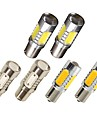 6pcs Lampadas 7.5W COB 750lm 5 Luz traseira For Universal Todos os Modelos Todos os Anos