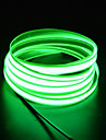 BRELONG® 0 LEDs White Pink Green Blue Red Waterproof Self-adhesive <5V