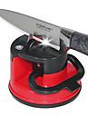 Нержавеющая сталь Пластик--точило Устройство для заточки ножей