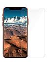 화면 보호기 용 Apple iPhone X 안정된 유리 1개 화면 보호 필름 고해상도 (HD) / 9H강화 / 2.5D커브 엣지