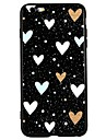 Case For Apple iPhone 8 iPhone 8 Plus iPhone 7 iPhone 7 Plus iPhone 6 iPhone 6 Plus Embossed Pattern Back Cover Heart Cartoon Soft TPU for