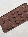 Формы для пирожных конфеты Для торта Для шоколада Лед Хлеб кремнийорганическая резина силикагель Своими руками Антипригарное покрытие