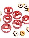 Формы для нарезки печенья Круглый Квадратный Сердце конфеты Для Cookie Печенье ABS Своими руками День Святого Валентина Новый год Свадьба