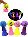 LED Lighting Toys Cylindrical Classic Theme Fairytale Theme Glow Lighting Soft Plastic Kids Pieces