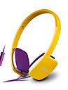 EDIFIER H640P Headband Wired Headphones Dynamic Metal Gaming Earphone with Microphone Headset