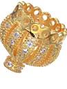 Joias DIY 1 Contas Dourado Prata Ouro Rose Formato Coroa Bead 0.3 faca voce mesmo Pulseiras Colar