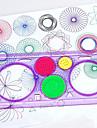 Tablettes de Dessin Jouets Rectangle Theme jardin Peinture Interaction parent-enfant Design nouveau Plastique souple Garcons Filles 1