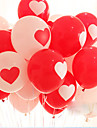 10pcs Valentine\'s Day Christmas Ornaments, Holiday Decorations 10