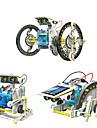 14 in 1 GE615 ロボット 太陽光エネルギーおもちゃ 車 車載 変形可能な DIY ABS 子供用 男の子 女の子 おもちゃ ギフト