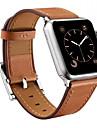 Ремешок для часов для Apple Watch Series 3 / 2 / 1 Apple Современная застежка Кожа Повязка на запястье