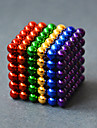 Magnet Toy Building Blocks Neodymium Magnet Magnetic Balls 216pcs 5mm Magnet Sphere Toy Adults\' Gift