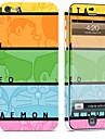 1개 스킨 스티커 용 스크래치 방지 로리타 패턴 PVC iPhone 5c
