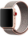 Bracelet de Montre  pour Apple Watch Series 3 / 2 / 1 Apple Boucle Moderne Nylon Sangle de Poignet