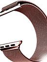 시계 밴드 용 Apple Watch Series 3 / 2 / 1 Apple 밀라노 루프 강철 손목 스트랩