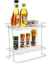 1шт Шейкеры и мельницы Полки и держатели Бутылки и емкости для хранения Пластик Творческая кухня Гаджет Аксессуар для хранения Кухонная