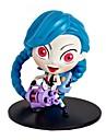 Figura do brinquedo Brinquedos Guerreiro Pessoas Desenhos 3D PVC (Polyvinylchlorid) 1 Pecas