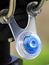 1pc Night Light LED Verde Blu Rosso Bicicletta Sicurezza Creativo Emergenza