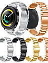 Watch Band for Gear Sport Gear S2 Classic Samsung Galaxy Modern Buckle Stainless Steel Wrist Strap