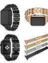 Watch Band for Apple Watch Series 3 / 2 / 1 Apple Classic Buckle Stainless Steel Wrist Strap