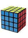 Rubik kocka 1 db MoYu D0913 Rainbow Cube 4*4*4 Sima Speed Cube Rubik-kocka Puzzle Cube Átlátszó matrica Divat Játékok Uniszex Fiú Lány Ajándék