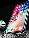 Capinha Para Apple iPhone X iPhone 8 iPhone 8 Plus iPhone 6 iPhone 6 Plus Antichoque Transparente Capa traseira Cor Solida Macia TPU para