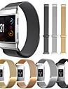 Ремешок для часов для Fitbit ionic Fitbit Миланский ремешок Нержавеющая сталь Повязка на запястье