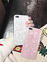 Coque Pour Apple iPhone X iPhone 6 Translucide Brillant Coque Brillant Flexible TPU pour iPhone X iPhone 8 Plus iPhone 8 iPhone 7 Plus
