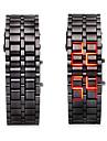 Men\'s Digital Watch Digital Black Chronograph Luminous Cool Word / Phrase Digital Camouflage - Black One Year Battery Life / SSUO LR626
