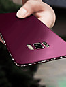 Maska Pentru Samsung Galaxy S9 Plus / S9 Stras / Ultra subțire / Luciu Strălucire Capac Spate Mată Moale TPU pentru S9 / S9 Plus / S8 Plus