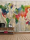 Architektura Wall Decor Polyester Vintage Wall Art, Nástěnné tapiserie Dekorace