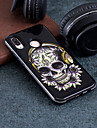 Case For Huawei P20 / P20 lite Pattern Back Cover Skull Hard PC for Huawei P20 / Huawei P20 lite / P10 Lite