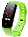 Умный браслет CB608 PRO для Android iOS Bluetooth Водонепроницаемый Пульсомер Измерение кровяного давления Сенсорный экран Длительное время ожидания / Педометр / Напоминание о звонке