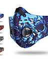 Pollution Protection Mask All Seasons Lightweight / Breathable / Protective Road Cycling / Running / Bike / Cycling Men\'s Nylon / Spandex / Stretchy