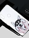 Кейс для Назначение Xiaomi Redmi S2 / Mi 5X Прозрачный / Полупрозрачный / С узором Кейс на заднюю панель С собакой Мягкий ТПУ для Redmi Note 5A / Xiaomi Redmi Note 4X / Xiaomi Redmi Note 4