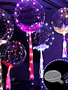 3M 30LED Balloon with Led Strip Luminous Led Balloons for Wedding Decorations Birthday Party Christmas New Year