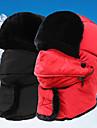 التزلج قبعات الجمجمة / قناع الوجه قناع التزلج كاب للرأس لرياضة المشي للرجال / للمرأة ضد الهواء / مكتشف الأمطار / الدفء ألواح التزلج بولي التزلج / أخضر / الدراجة / Camping / Hiking / Caving