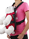 Dogs / Cats Carrier & Travel Backpack Pet Carrier Portable / Casual / Daily Solid Colored Red