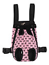 Dogs / Cats Carrier & Travel Backpack Pet Carrier Portable / Casual / Daily Bowknot Black / Pink