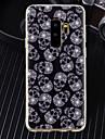 غطاء من أجل Samsung Galaxy A8 Plus 2018 / A6+ (2018) نحيف جداً / شفاف / نموذج غطاء خلفي جماجم ناعم TPU إلى A5(2018) / A6 (2018) / A6+ (2018)