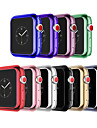 Coque Pour Apple Apple Watch Series 4/3/2/1 Silicone Apple