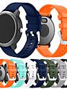 Watch Band na Vivoactive 3 Garmin Pasek sportowy Silikon Opaska na nadgarstek