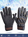 Sports Gloves Bike Gloves / Cycling Gloves Breathable / Anti-Slip / Sunscreen Full finger Gloves PU Leather / Padded Fabric / Elastane Road Cycling / Cycling / Bike Men\'s / Women\'s