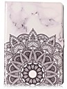 Case For Apple iPad (2018) / iPad 4/3/2 Card Holder / with Stand / Flip Full Body Cases Mandala / Flower Hard PU Leather for iPad Mini 5 / iPad New Air(2019) / iPad Air / iPad Pro 10.5 / iPad (2017)