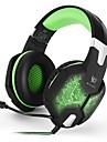 KOTION EACH G1000 Cordeluțe Cablu Căști Căști / Cască audio PP+ABS Jocuri Cască Cu Microfon / Cu controlul volumului Setul cu cască