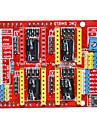 új cnc pajzs v3 arduino gravírozó gép bővítő tábla / 3d nyomtató a4988 vezető fórumon